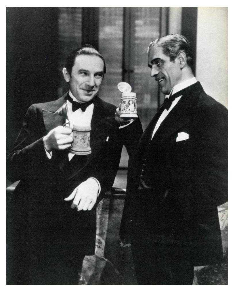 Lugosi és Karloff duettje (1938) – Bride of the Atom  |Boris Karloff Bela Lugosi