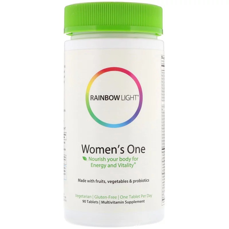 Rainbow Light, Women's One, 90 таблеток