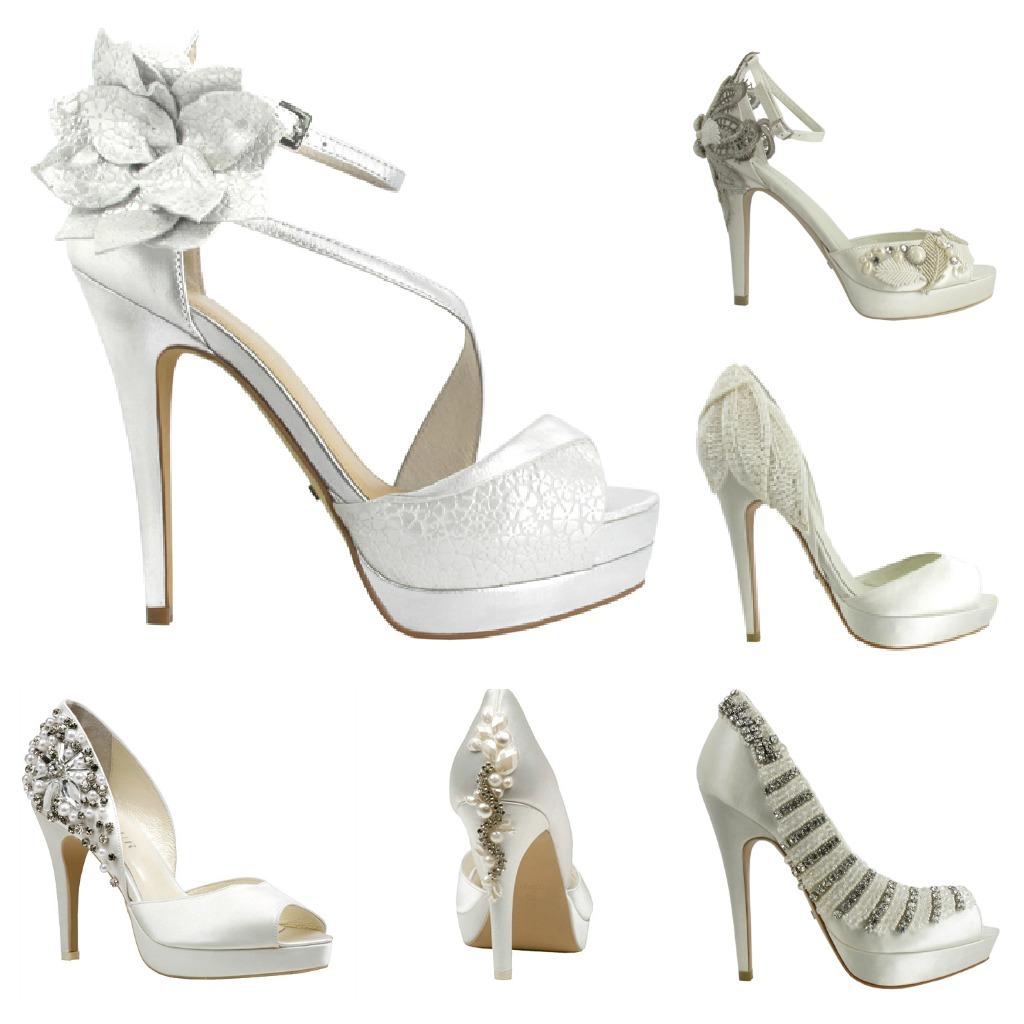 3b5f8ef454 Te ofrecemos una completa selección de zapatos para novias
