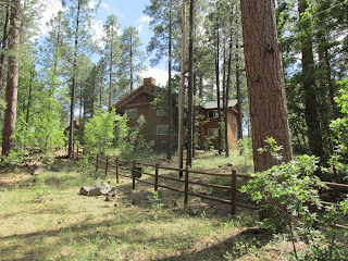 pinetop-lakeside arizona lodging