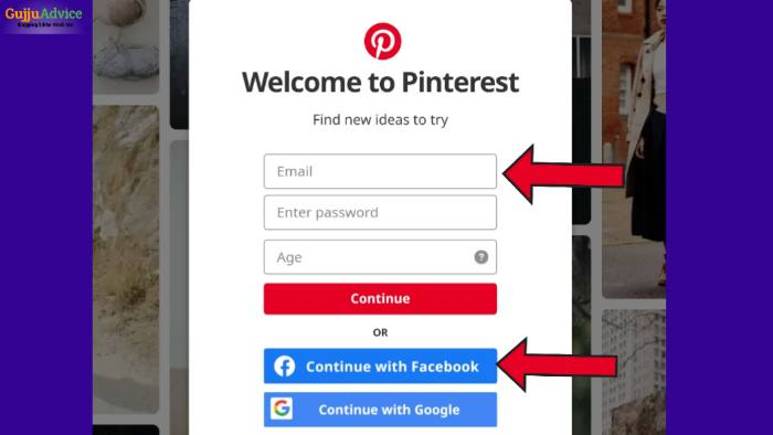 Printrest Kya Hai Account Kaise Banaye, Printrest Pin,Pinterest Board