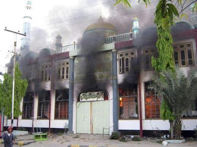 masjid rohingya