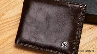 bostanten Rekomendasi dompet kulit asli untuk pria