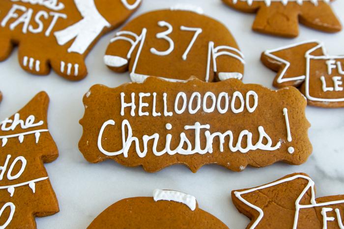 The Catholic Guy Show Gingerbread Cookies, helloooooooo catholics