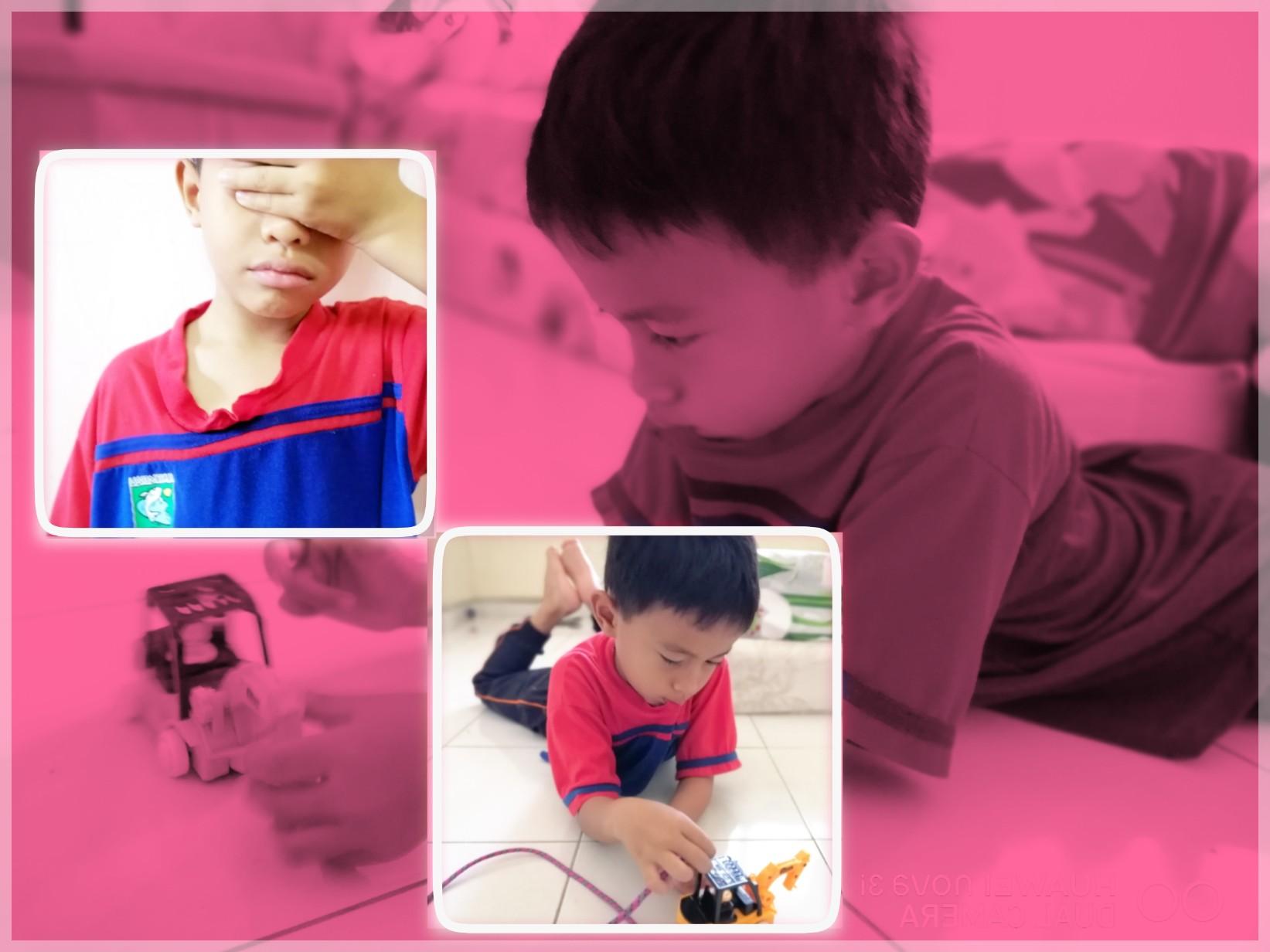 kanak kanak stres dengan perintah kawalan pergerakan pkp covid 19
