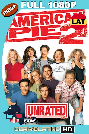 American Pie 2 (2001) UNRATED BRRip 1080p Latino-Ingles MKV
