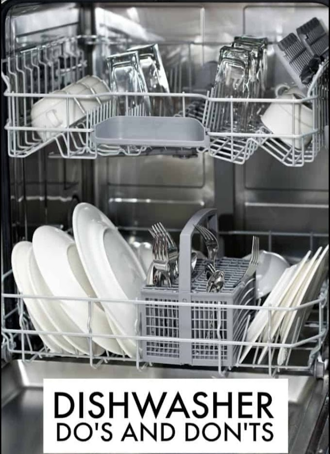 Safety Guidelines For Dishwasher