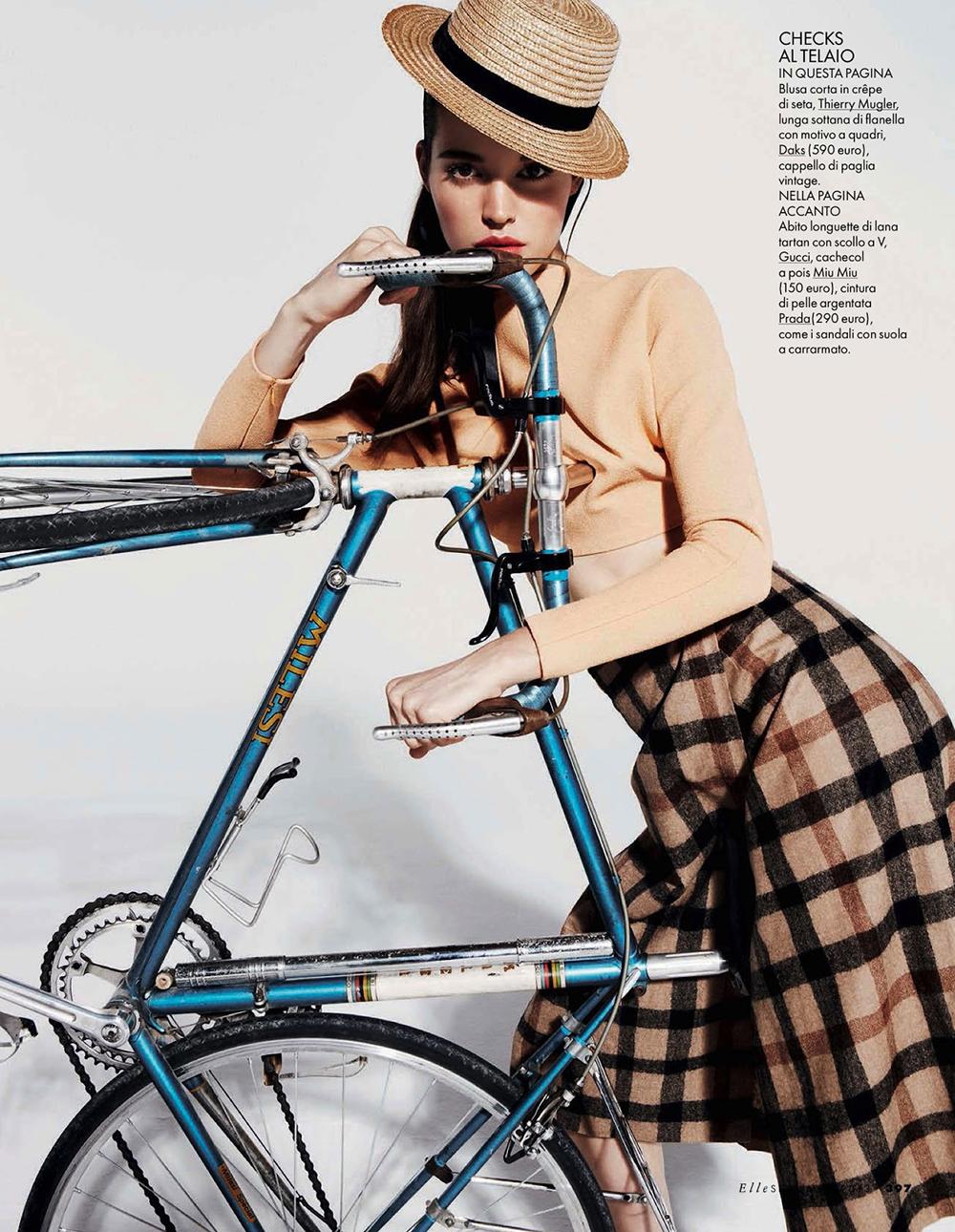 bicicletta trendy