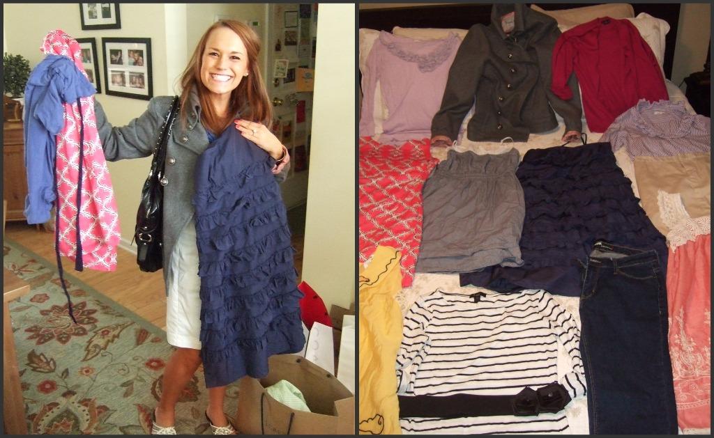 Clothing Swap Brunch
