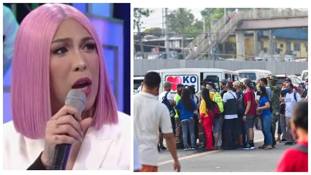 """Baka balak niyo silang pagmalasakitan"" Vice may panawagan sa Department of Transportation qa"