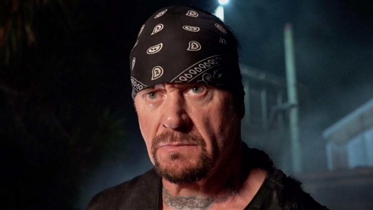 """The Undertaker está passando por um """"detox"""" do pro-wrestling"""