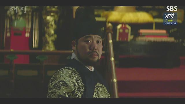Setelah ayah mereka dan Yi Hwan terbunuh Sinopsis Haechi Episode 13 - 14
