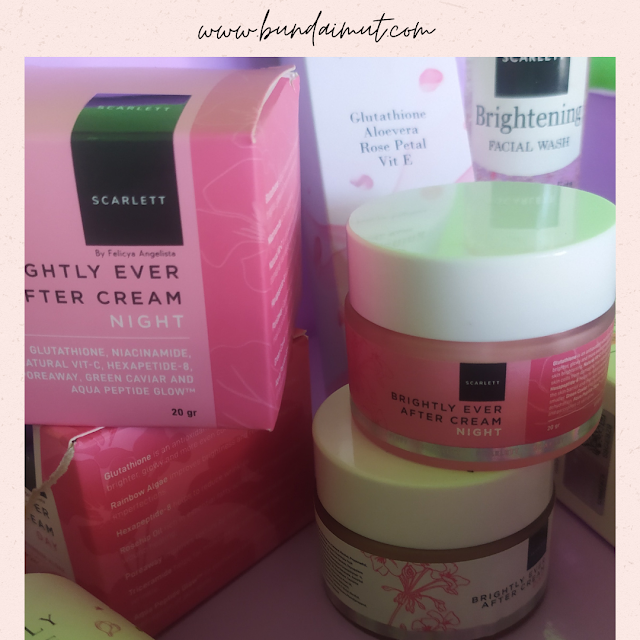 Brightly Ever after Cream day and night
