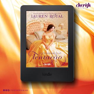 Post Site Apaixonada por Romances Irremediável Tentação: Lauren Royal