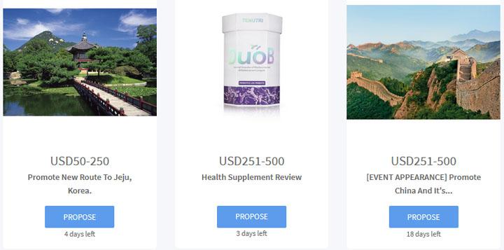 Jana Income Online Menerusi SushiVid