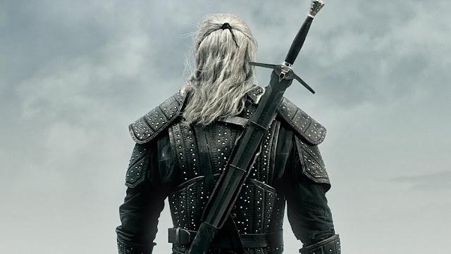 Premières images de The Witcher !