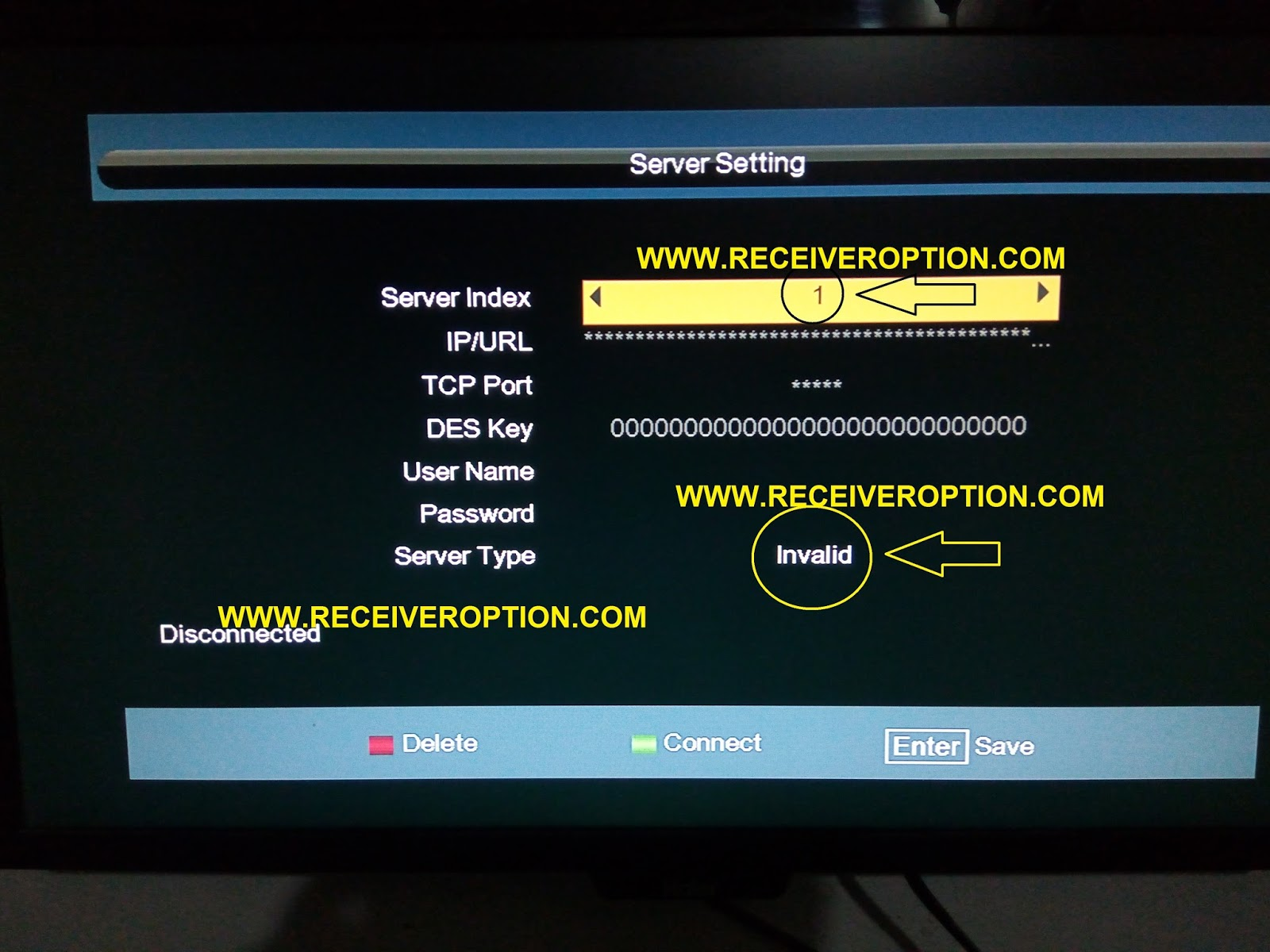 OK SONY SUPER HD RECEIVER CCCAM OPTION - HOW TO ENTER BISS