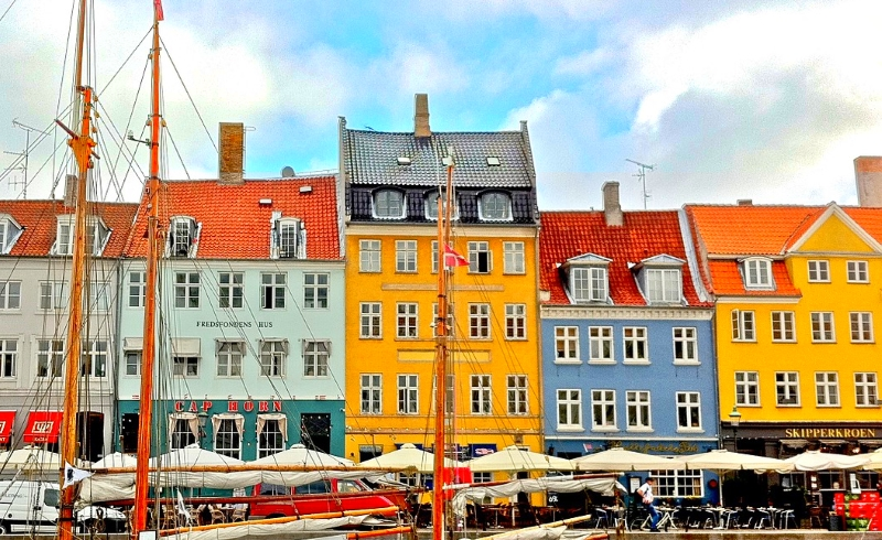 Casas na Dinamarca