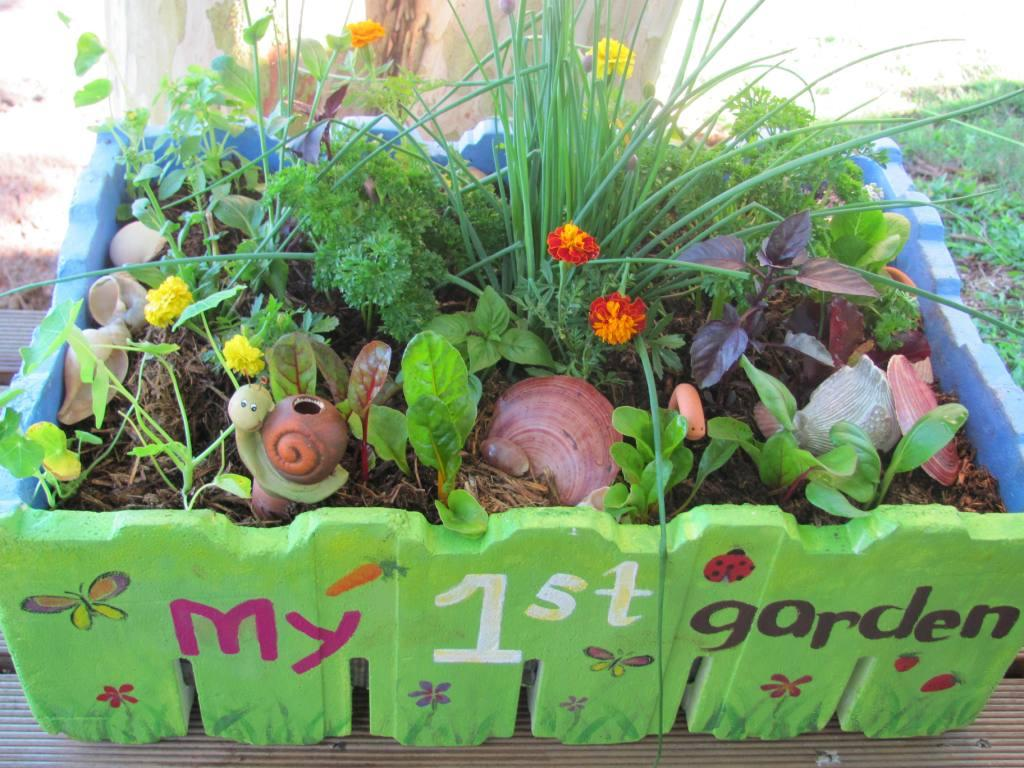 source - Small Garden Ideas Kids