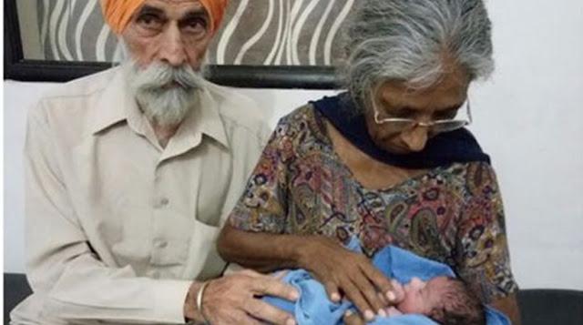 Απίστευτο κι όμως αληθινό: Ινδή απέκτησε παιδί στα... 70 της!