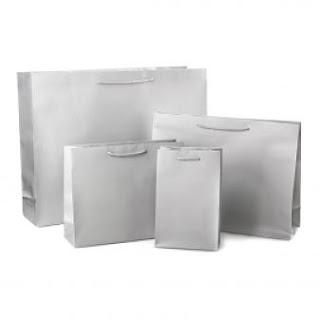 ip saplı lüks karton poşetler