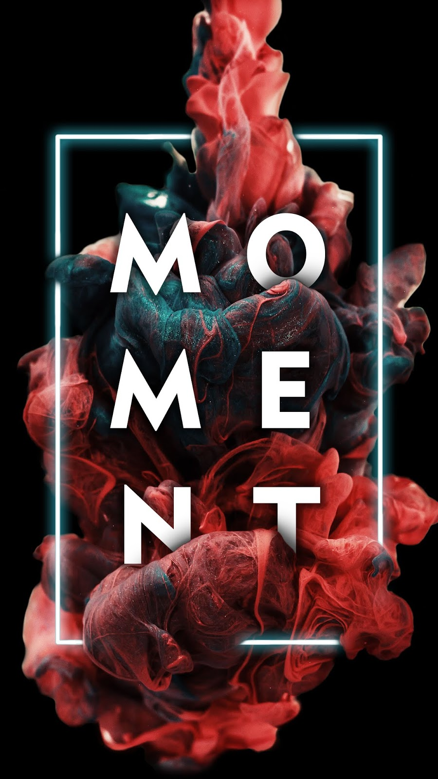 Moment wallpaper