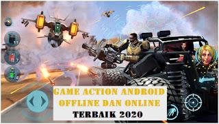 Download Game Action Android Offline Dan Online Terbaru