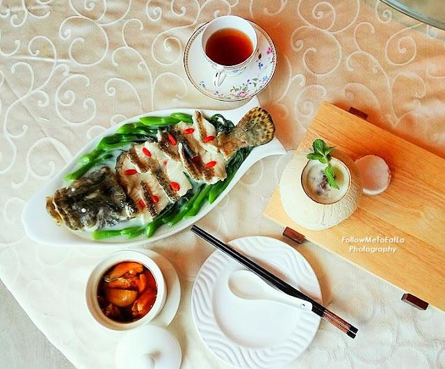 'Signature Menu By Celebrity Luk Ho Ming  (陸浩明)