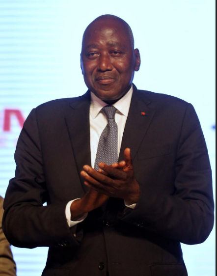 Ivory Coast Prime Minister, Gon Coulibaly dies at 61 days after returning from medical treatment in France