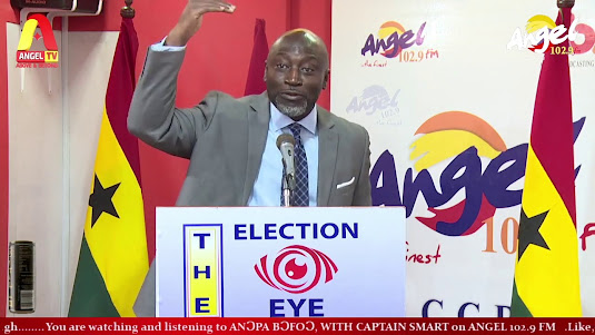 LIVE STREAM: Live Update On Election 2020_Angle Election Eye