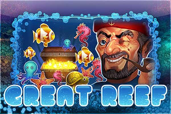 Main Gratis Slot Demo Great Reef (Pragmatic Play)