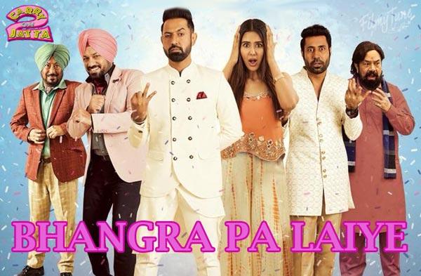 Bhangra Pa Laiye Lyrics - Gippy Grewal