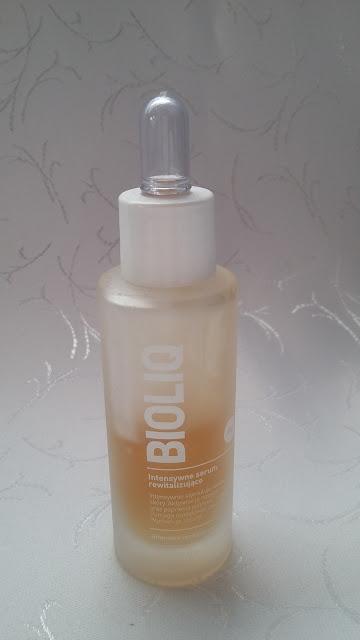 Bioliq- skoncentrowany na skórze olejek