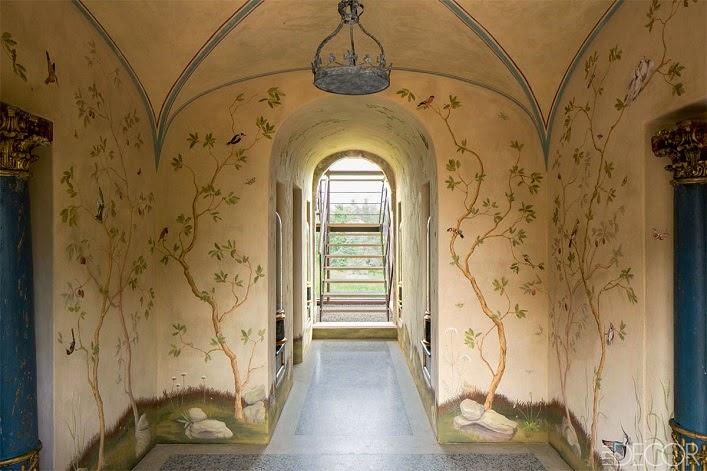 Mix And Chic: Home Tour- A Charming Italian Farmhouse