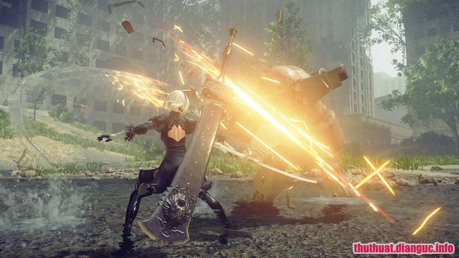 Download Game Neir Automata Full Crack