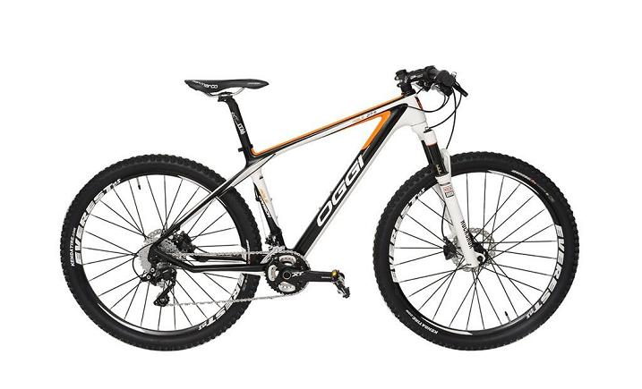 Bicicleta Oggi Agile Carbon XT-27.5