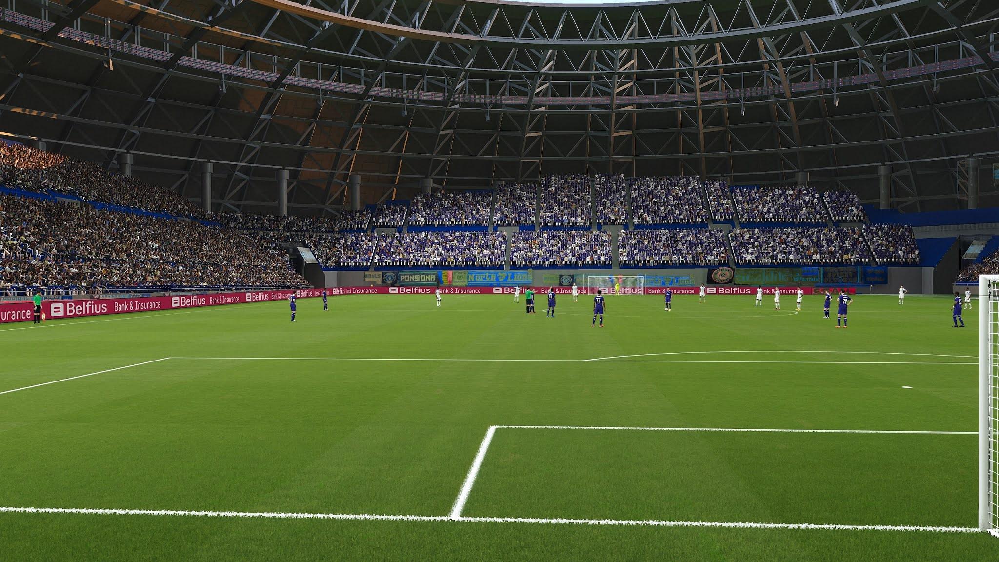 PES 2021 Stadionul Ion Oblemenco