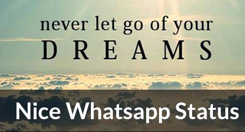 Whatsapp status nice 50 Best/Funniest/Cool/Cute