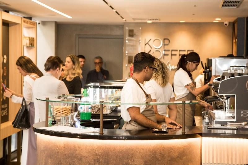 Grupo CRM empreende mais uma marca e lança a Kop Koffee
