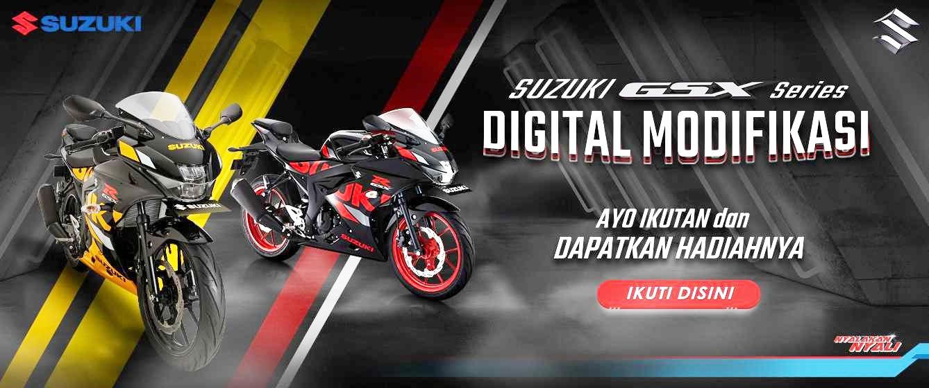 Suzuki Competition Program, Ajak Publik Berkreasi Digital