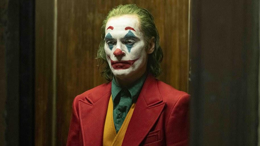 Joker, Joaquin Phoenix, 2019, 4K, #5.1483