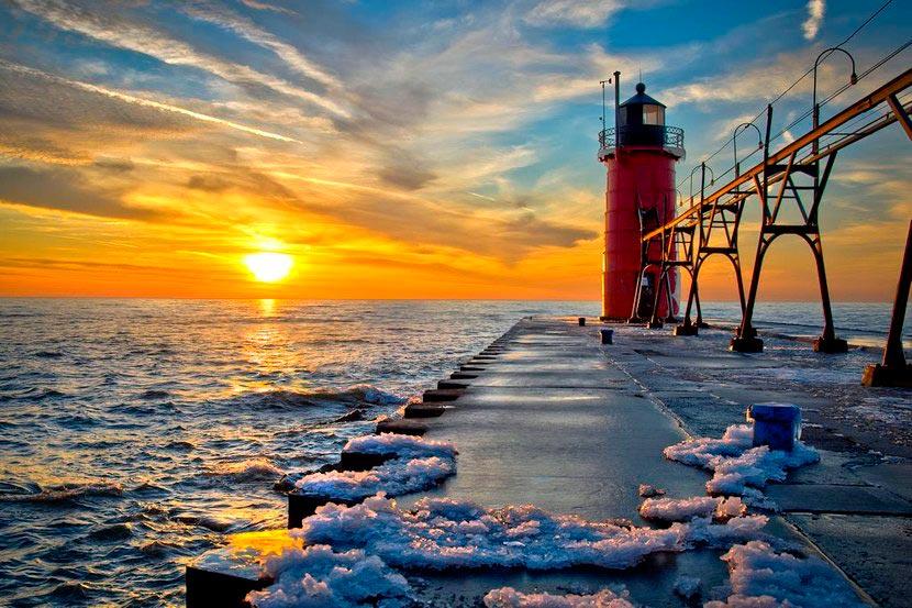 Lakes in Michigan