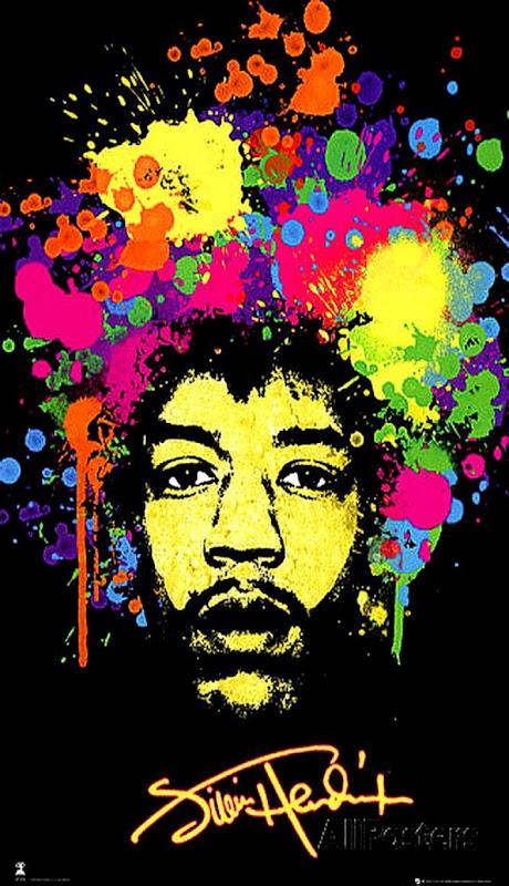 Jimi Hendrix Iphone Wallpaper Cool Hd Wallpapers