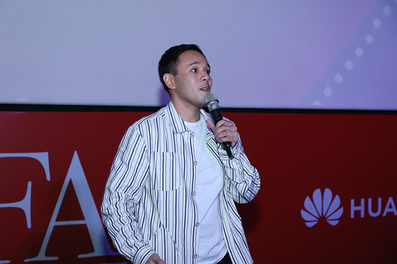 Sid Maderazo expressed his perspective on how the film making evolved