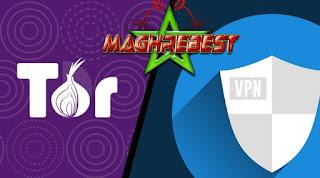 Tor و VPN: ما هي وهل يجب أن تستخدمهما معًا؟