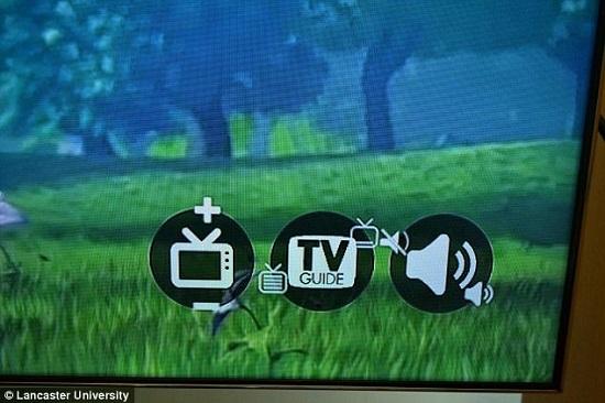 نظام جديد يسمح بتغيير قنوات التلفاز بيديك فقط عن بعد وقل وداعا للريموت كونترول