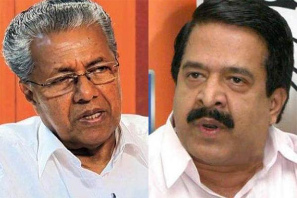 Ramesh Chennithala against Pinarayi govt, Thiruvananthapuram, News, Ramesh Chennithala, Allegation, Chief Minister, Pinarayi vijayan, Corruption, Kerala