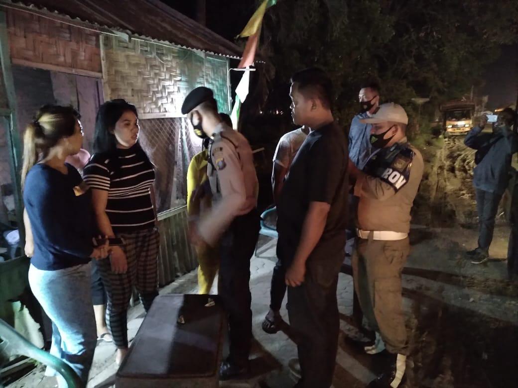 Sat Pol PP Kabupaten Asahan Gelar Operasi Ciota Kondisi