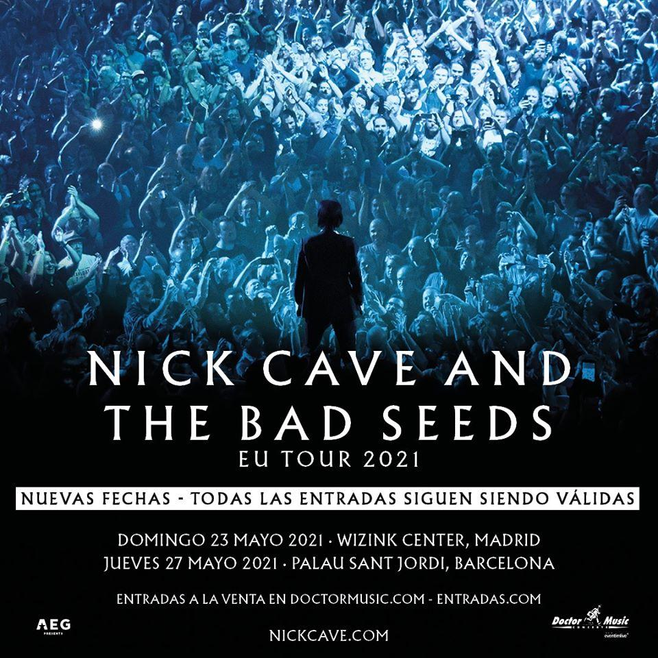 Agenda de giras, conciertos y festivales - Página 4 Nickcave