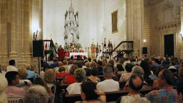 Santiago suspende la procesión del apóstol este año en Jerez